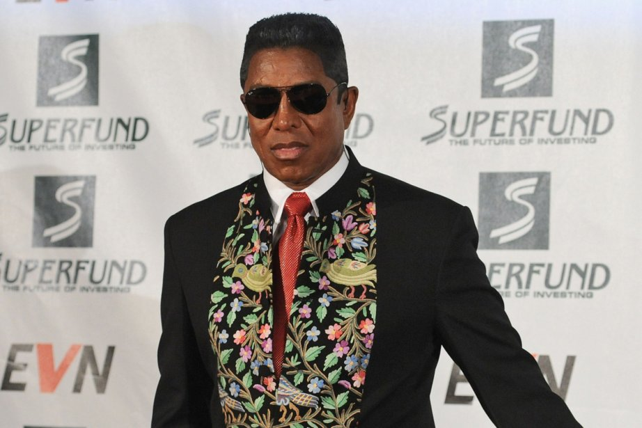 Jermaine Jackson... (Photo: Samuel Kubani, Agence France-Presse)