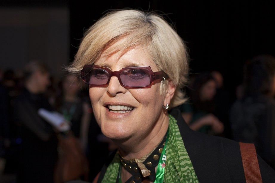 La designer Marie Saint Pierre... (Photo: Olivier Pontbriand, collaboration spéciale)