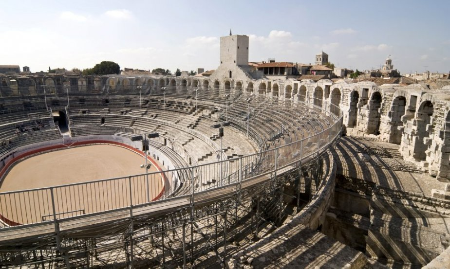 Arles France  city pictures gallery : 468868 arenes arles france