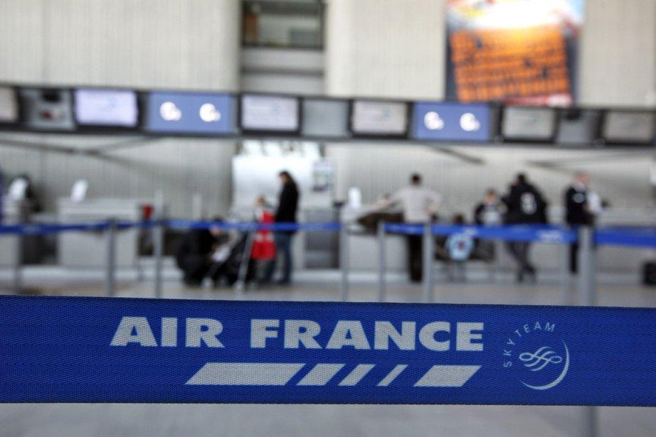 La compagnie Air France a été condamnée jeudi à Bobigny pour... (Photo: Reuters)