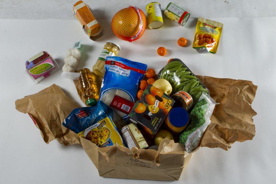 La valeur des importations canadiennes de produits agro-alimentaires... (Photo: Alain Roberge, La Presse)