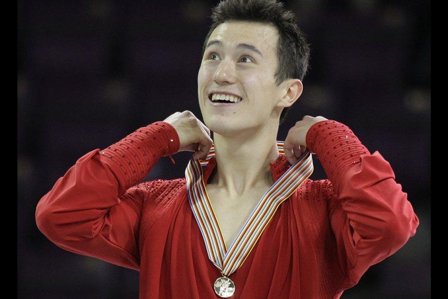 Patrick Chan... (Photo Associated Press)