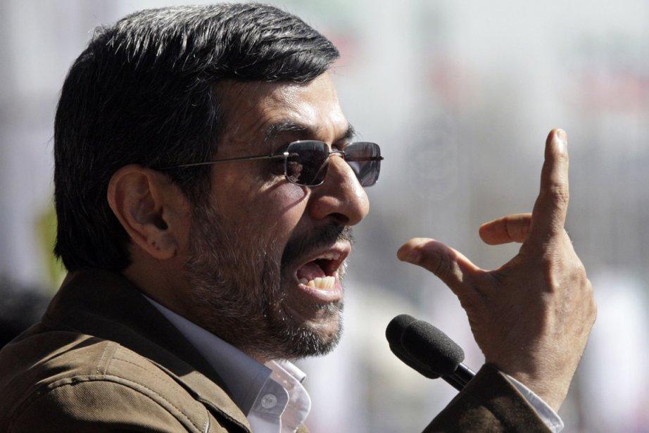 Mahmoud Ahmadinejad... (Photo Associated Press)