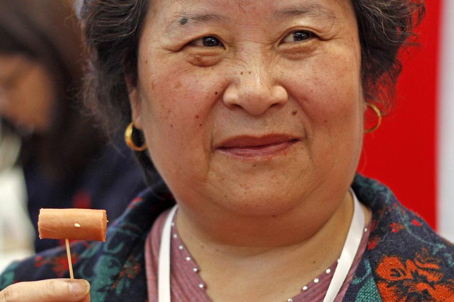 « J'aime la nourriture étrangère parce qu'elle est... (Photo: Zhao Bing Jie, collaboration spéciale)