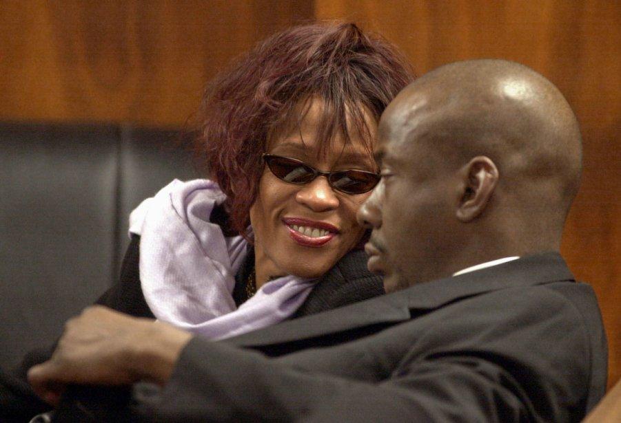 Whitney Houston Morte Whitney Houston Sourit Son