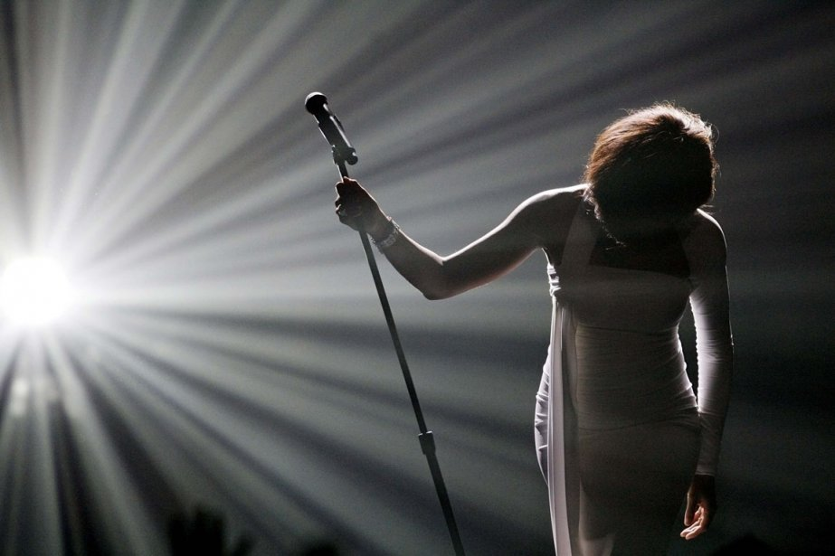 Whitney Houston chante «I Didn't Know My Own... (Photo Mario Anzuoni, Reuters)