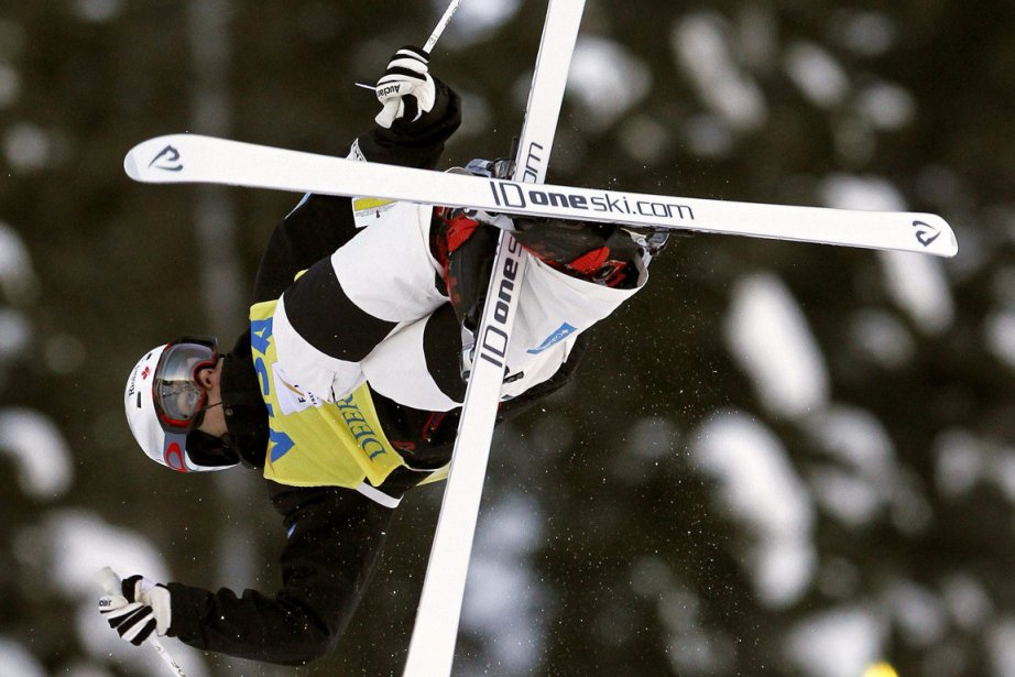 Mikael Kingsbury (archives)... (Photo archives Associated Press)