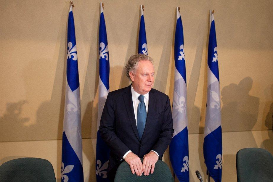 Le premier ministre du Québec, Jean Charest.... (Photo: Édouard Plante-Fréchette, La Presse)