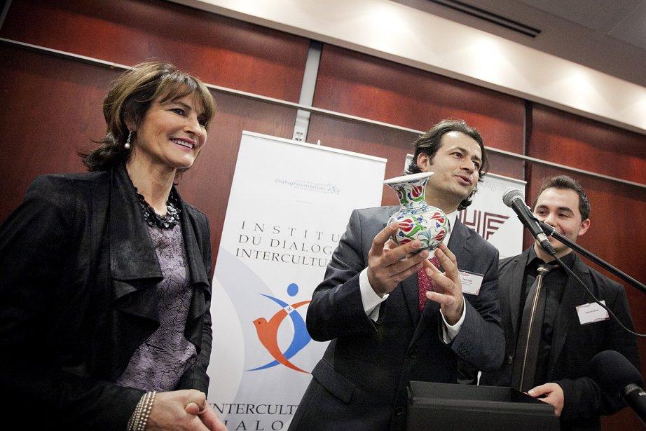 Le 26 janvier dernier, la ministre de l'Immigration... (Photo: Marco Campanozzi, La Presse)