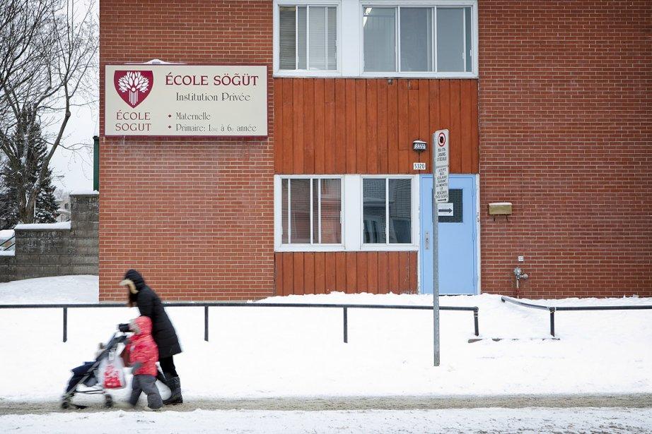 Les fidèles de Fetullah Gülen ont fondé l'école... (Photo: Marco Campanozzi, La Presse)