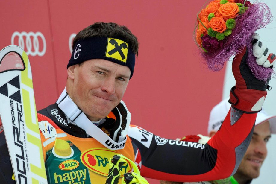Ivica Kostelic... (Photo AFP)
