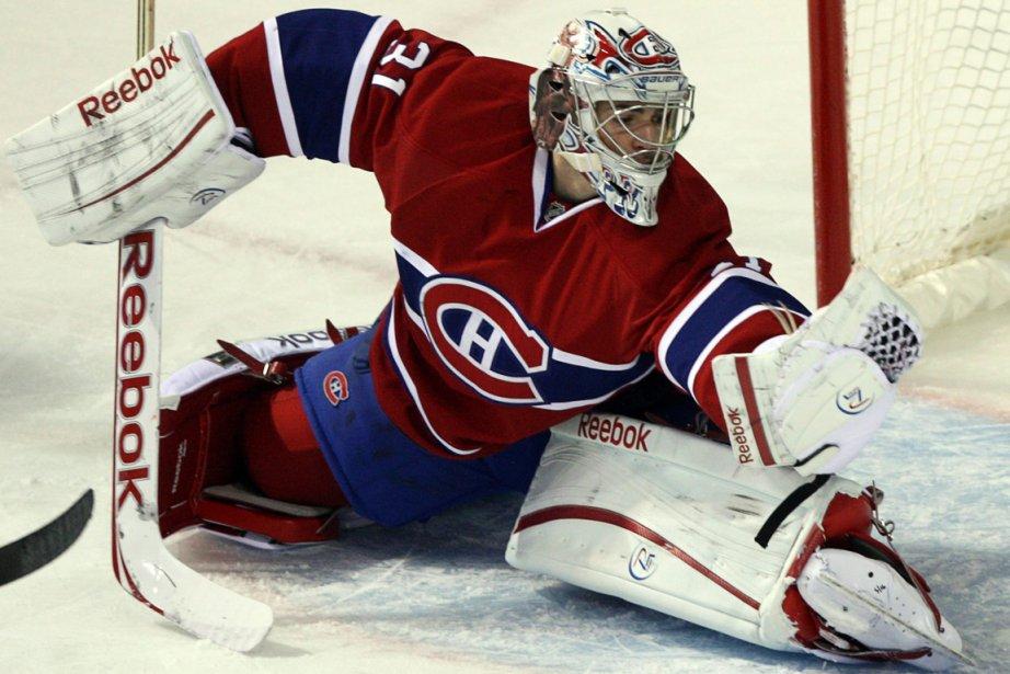 Carey Price... (Photo La Presse Canadienne)