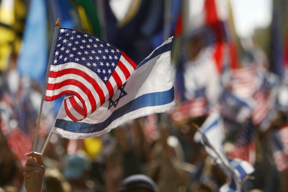Manifestation à Jérusalem de membres de l'association américaine... (Photo: Eliana Aponte, Archives Reuters)