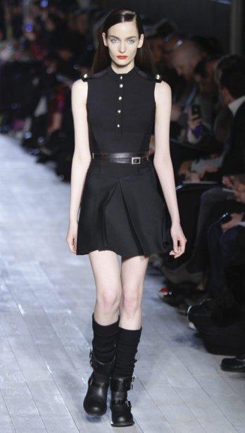 Défilé de Victoria Beckham, lors de la Semaine de mode... | 2012-02-13 00:00:00.000