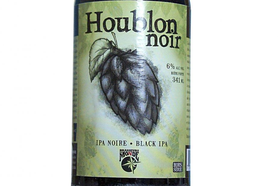La bière Houblon noir de Brasseurs du Monde... (Photo: La Presse)