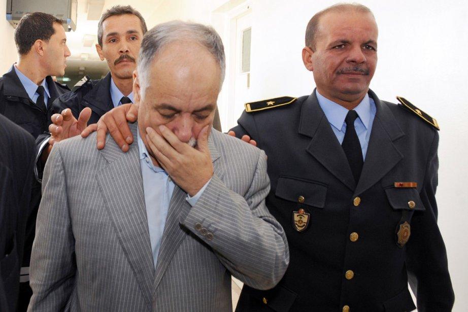 L'ex-chef de gouvernement libyen sous le règne de... (Photo:  Fethi Belaid, Archives AFP)