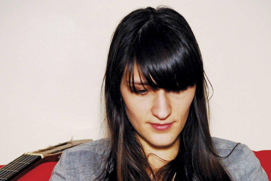 La Montréalaise d'adoption Caroline Robert, lauréate d'un Grammy.... (photo Minelly Kamemura, fournie par la graphiste)