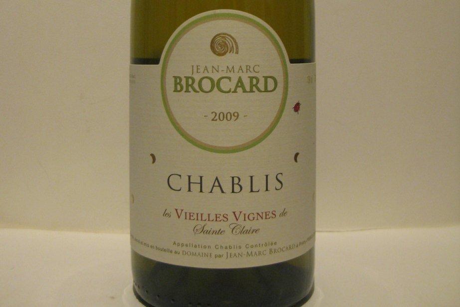 Chablis vieilles vignes Jean- Marc Brocard2009 , Code...