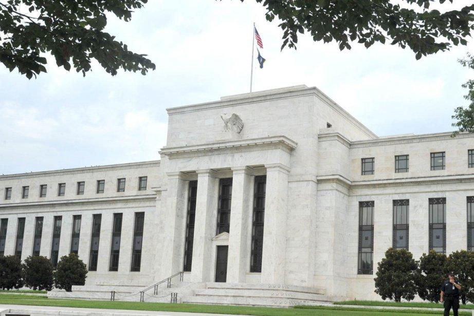 Les dirigeants de la banque centrale des États-Unis (Fed)... (Photo AFP)