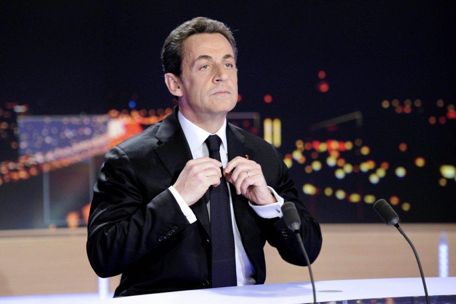 C'est sur les ondes de la chaîne française... (Photo: Lionel Bonaventure, Reuters)