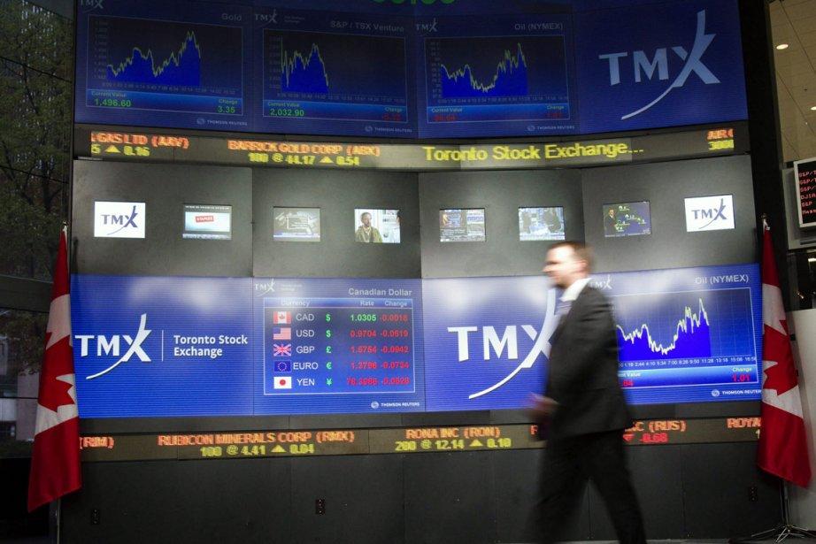 La Bourse de Toronto a annoncé la modification prochaine de ses... (Photo PC)