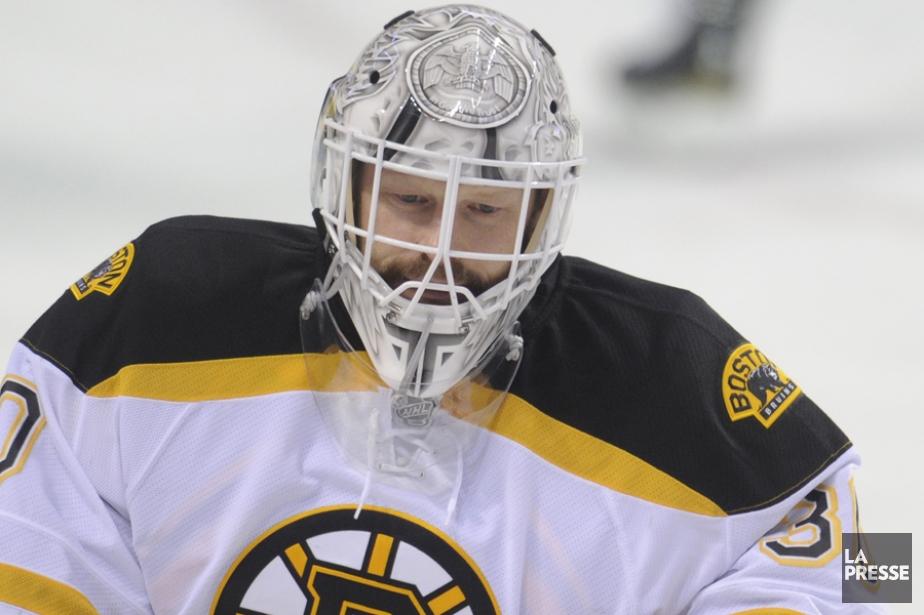 Les Bruins gagnent beaucoup moins souvent depuis «l'incident... (Photo: Bernard Brault, La Presse)