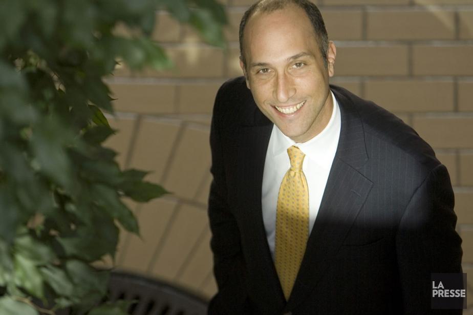 Jonathan Ross Goodman, président et chef de la... (Photo David Boily, La Presse)