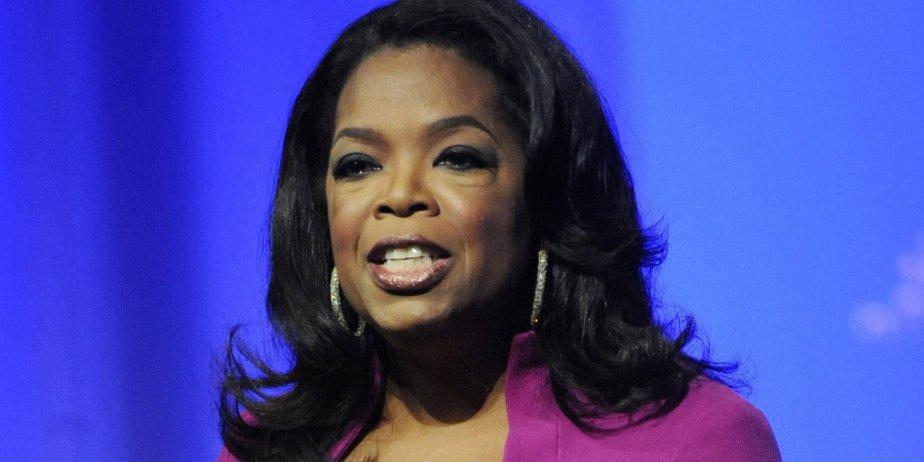 Oprah Winfrey est considérée comme la 503e personne... (AP)