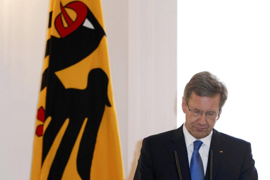 Christian Wulff, 52 ans, dont le parquet de... (Photo: Tobias Schwarz, Reuters)