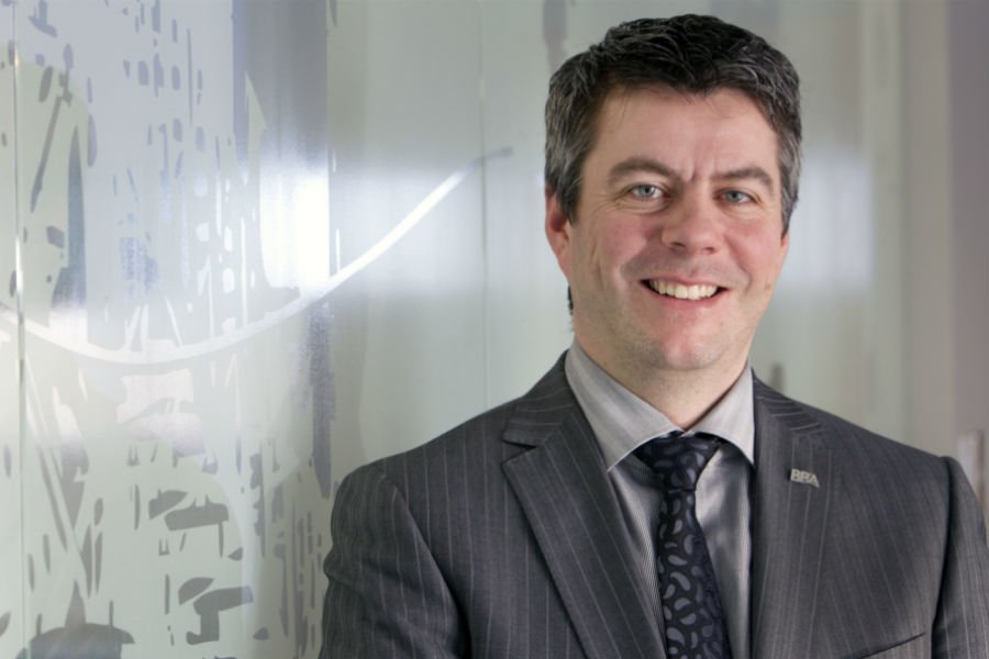 Steeve Fiset, président et chef de la direction... (Photo Robert Skinner, La Presse)