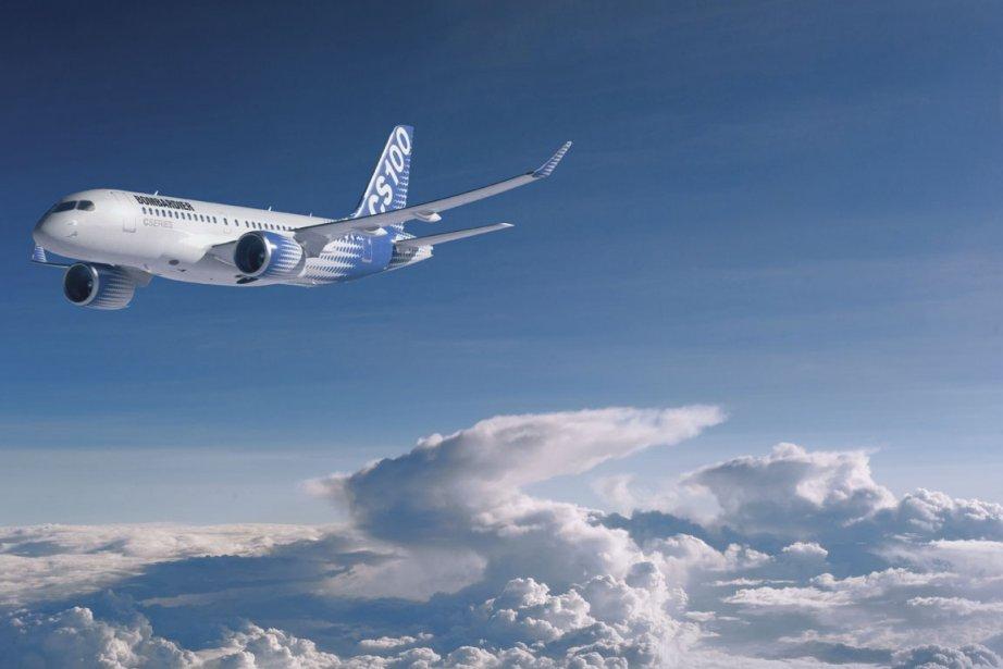 Les deux avionneurs ont convenu de coopérer à... (Illustration fournie par Bombardier)