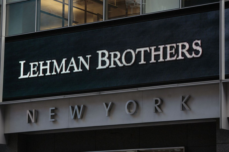 La banque américaine Lehman Brothers Inc va restituer 4,6... (PHOTO ARCHIVES AFP)