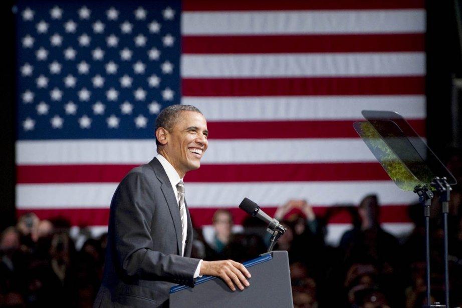 Le président américain Barack Obama a levé 29... (Photo: Saul Loeb, AFP)