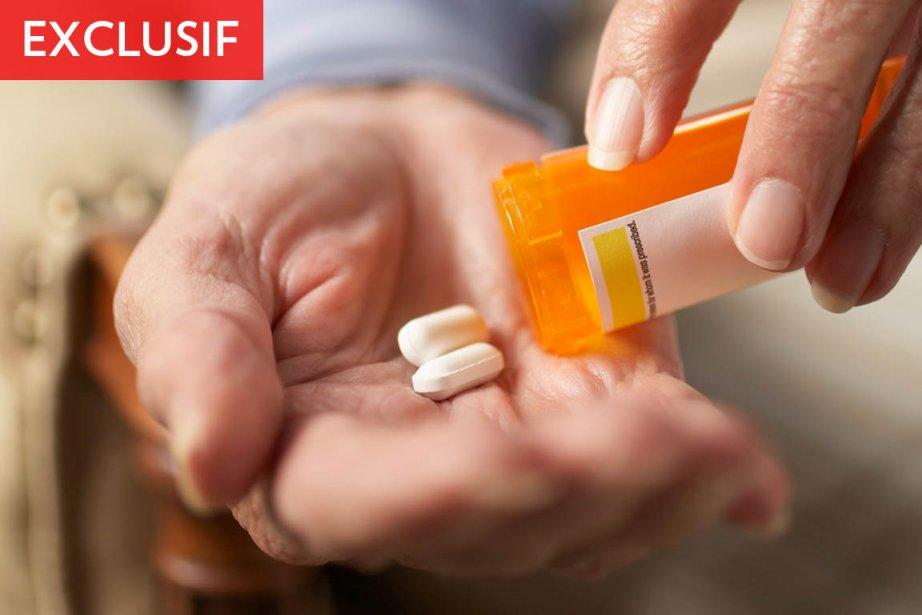 Dans une lettre envoyée aux pharmaciens cette semaine... (Photo: Thomas Northcut, La Voix de l'Est)