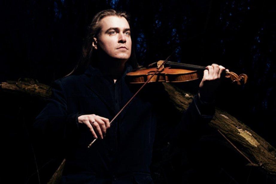 Dmitry Sinkovsky... (Photo fournie par l'artiste)