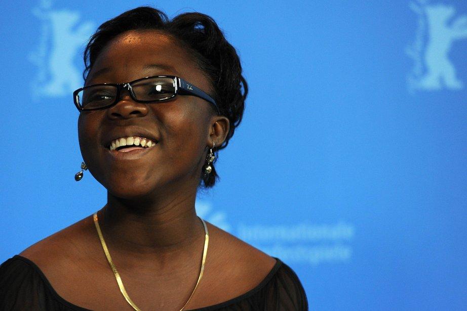 Rachel Mwanza... (Photo: AFP)
