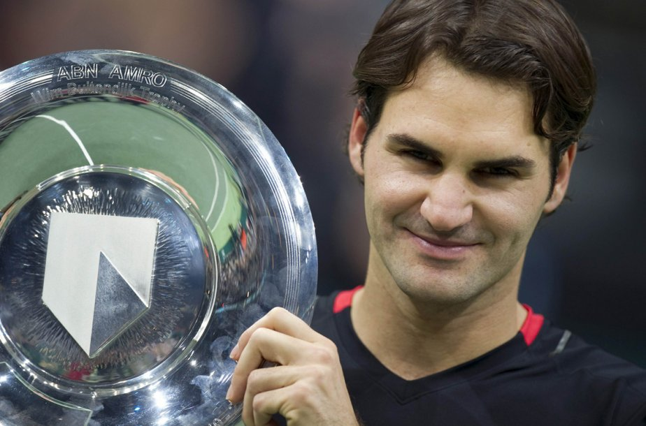 Roger Federer... (Photo Reuters)