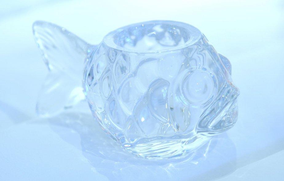 Porte-lampion en verre, 10 $ chez Zone, 999, avenue Cartier, Québec, 418 522-7373 | 19 février 2012