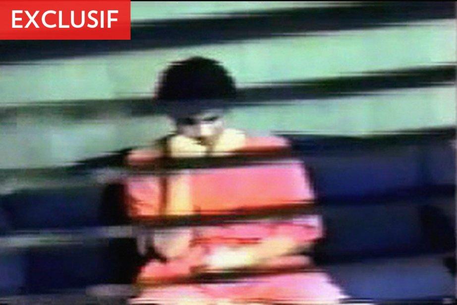 Omar Khadr, que l'on aperçoit ici sur une... (Archives PC)