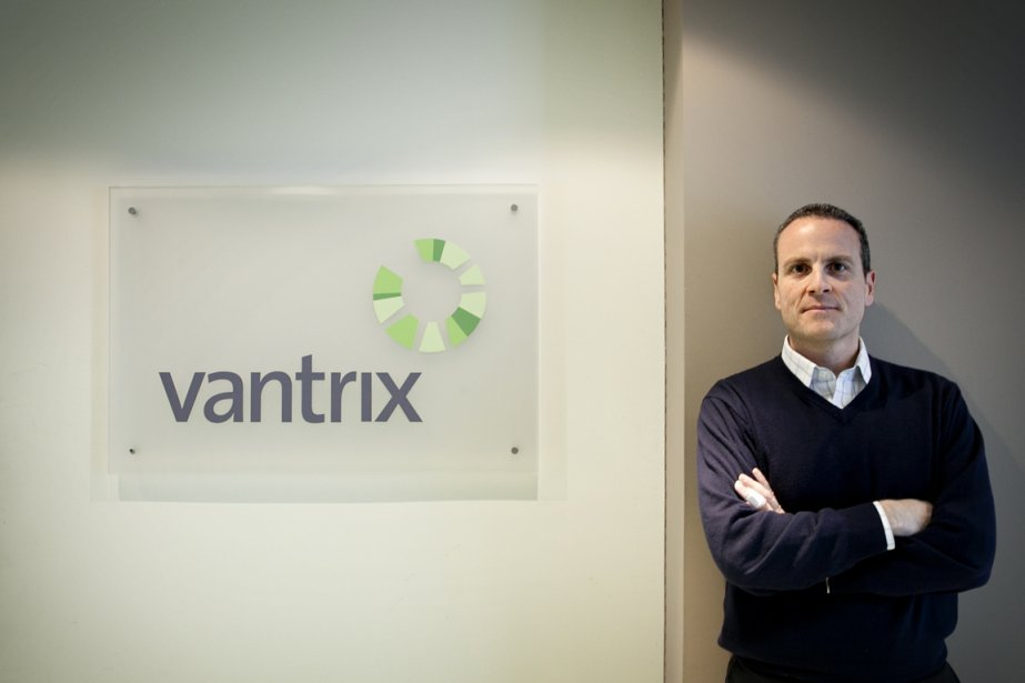 Allan Benchetrit et Vantrix comptentplus de 80 clients... (Photo Marco Campanozzi, La Presse)