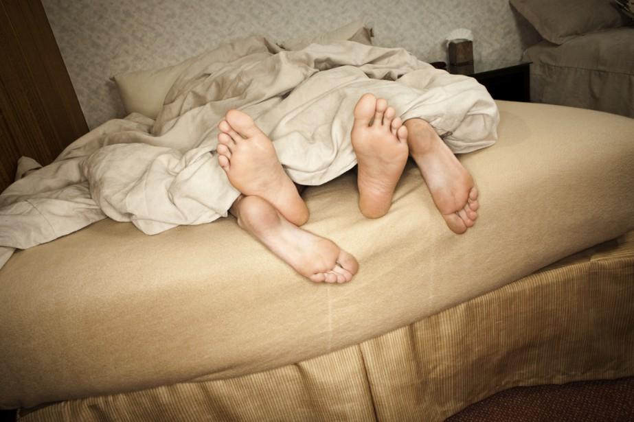 Les Américains - surtout ceux qui vivent en couple - ont... (Photos.com)