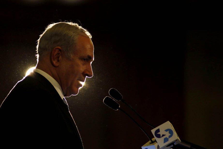 Le premier ministre israélien Benyamin Nétanyahou.... (Photo: Gali Tibbon, AFP)