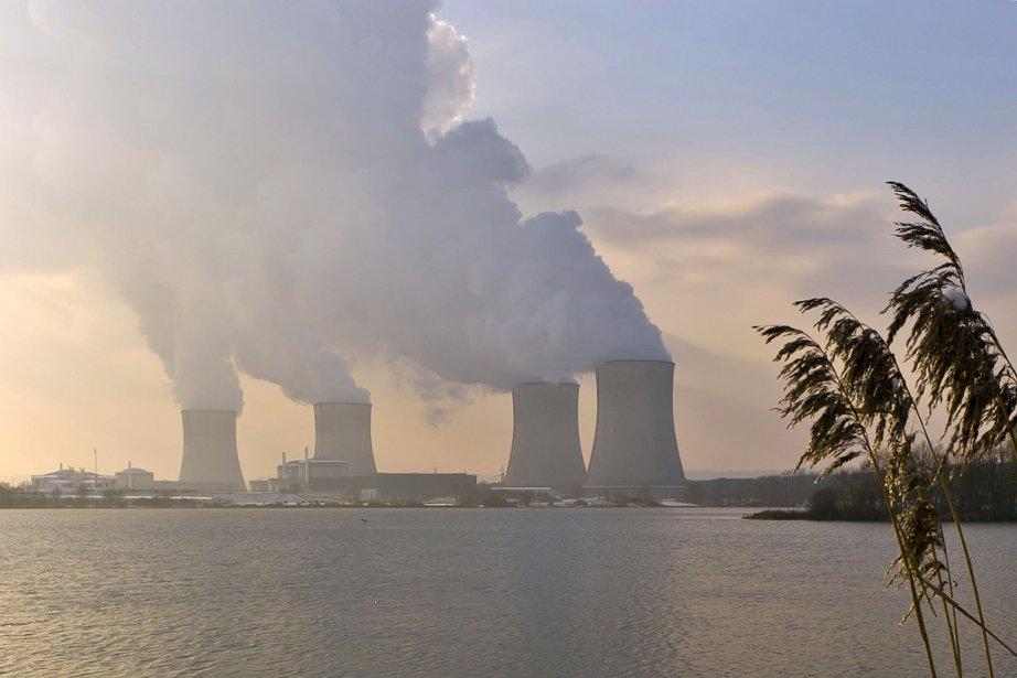 La centrale nucléaire Cattenom, en France.... (Photo: AFP)