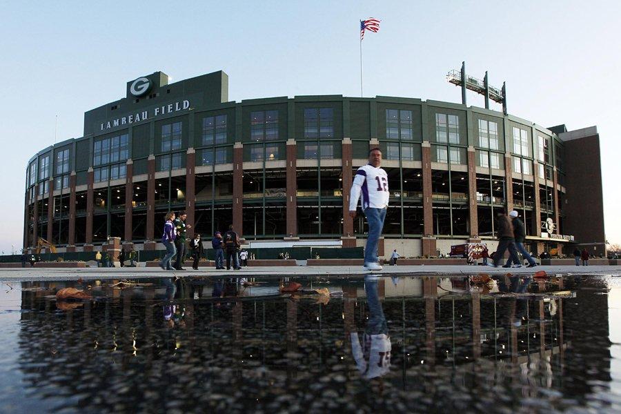 Le Lambeau Field, le domicile des Packers de... (Photo: AP)