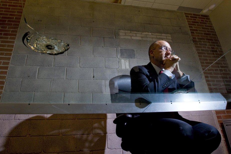 Le président et chef de la direction de... (Photo: Alain Roberge, La Presse)