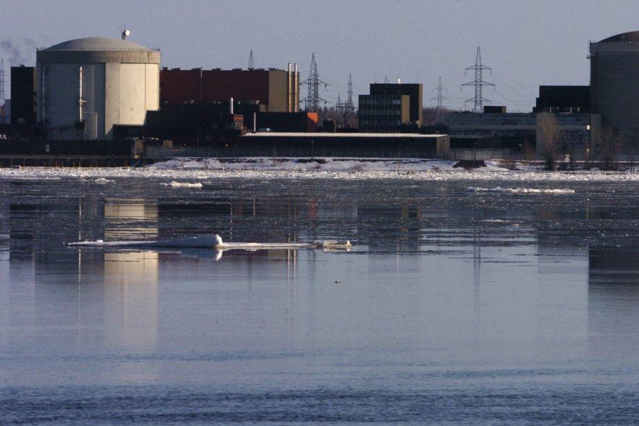 La centrale Gentilly-2 fournit environ 3% de l'électricité... (Photo: Archives La Voix de l'Est)