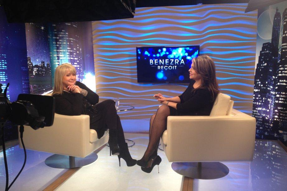 Nathalie Simard se confie à Sonia Benezra... (Photo fournie par MusiMax)