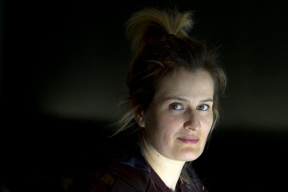 Anne-Marie Olivier dit aimer être «toute seule en... (Photo: Robert Skinner, La Presse)