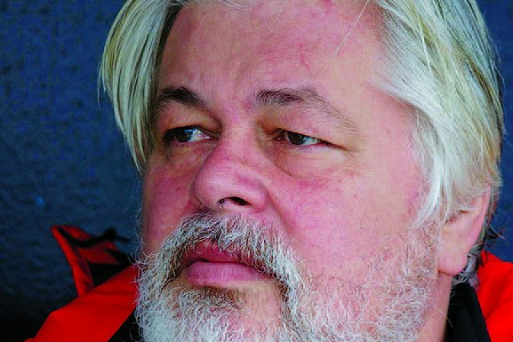 Depuis 30 ans, le capitaine Paul Watson... (Photo: Courtoisie de Sea Shepherd)