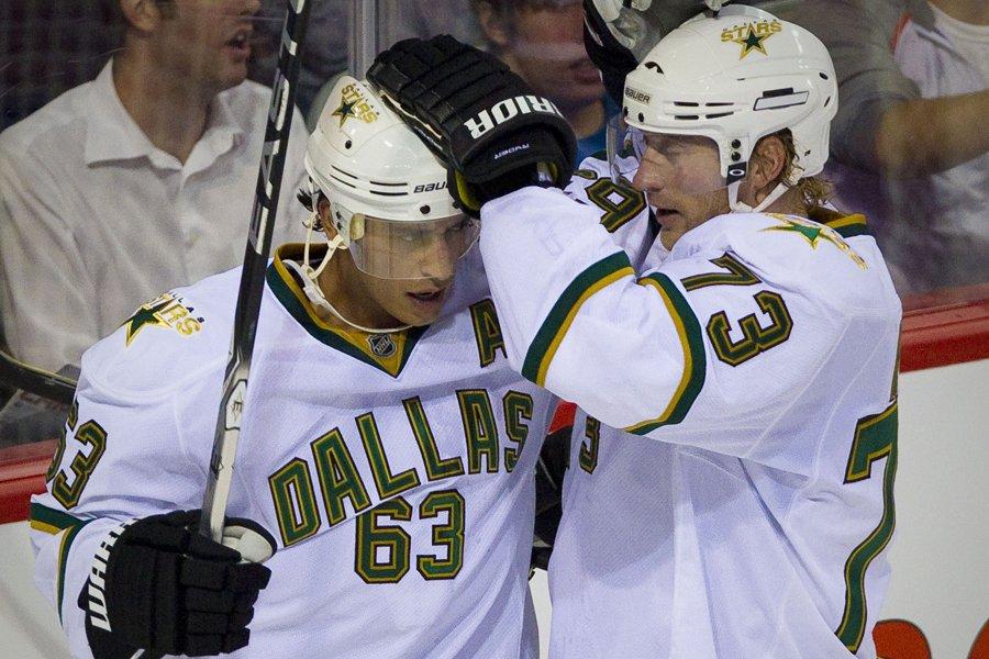 Les Stars de Dallas comptent quatre anciens membres... (Photo: André Pichette, La Presse)